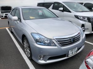 2010 Toyota Crown Hybrid 3.5L G Package 21