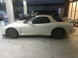 2001 Mazda RX-7 RZ 10