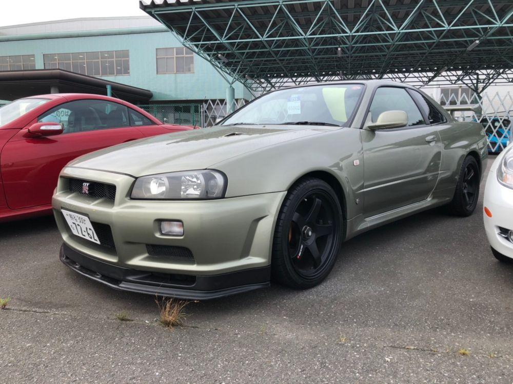 2002 R34 GTR VSPEC2 NUR 51