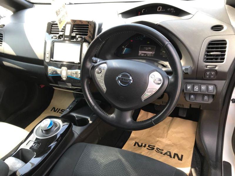2014 Nissan Leaf G Aero Style 14