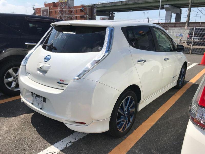 2014 Nissan Leaf G Aero Style 17