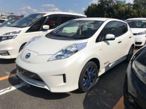 2014 Nissan Leaf G Aero Style 18