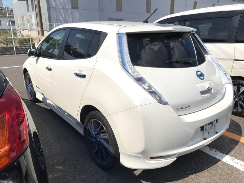 2014 Nissan Leaf G Aero Style 19