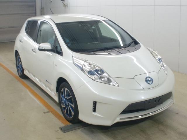 2014 Nissan Leaf G Aero Style a