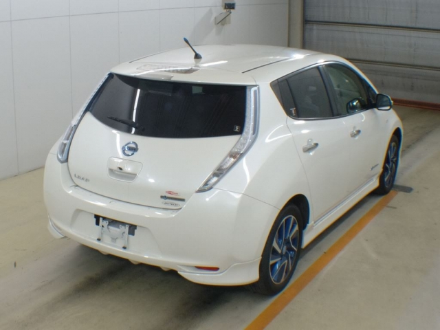 2014 Nissan Leaf G Aero Style d
