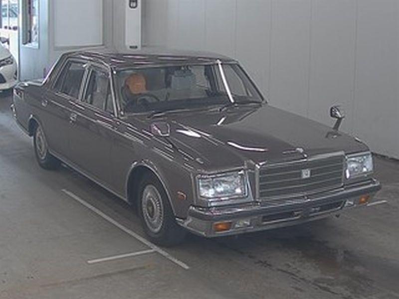 1992 Toyota Century E Type 01
