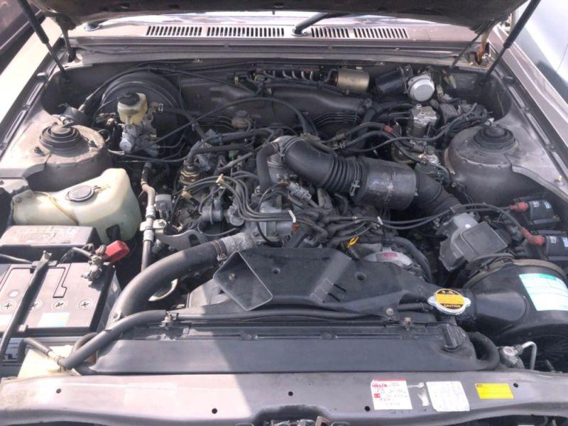 1992 Toyota Century E Type 10