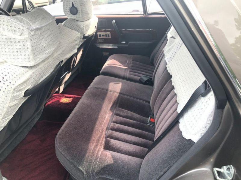 1992 Toyota Century E Type 17