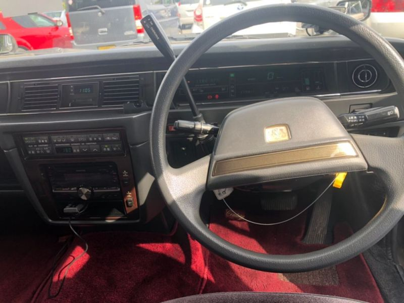 1992 Toyota Century E Type 25