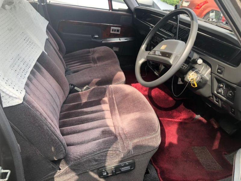 1992 Toyota Century E Type 31