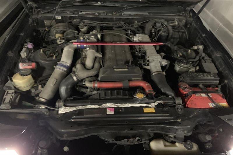 1992 Toyota Supra Turbo R 29
