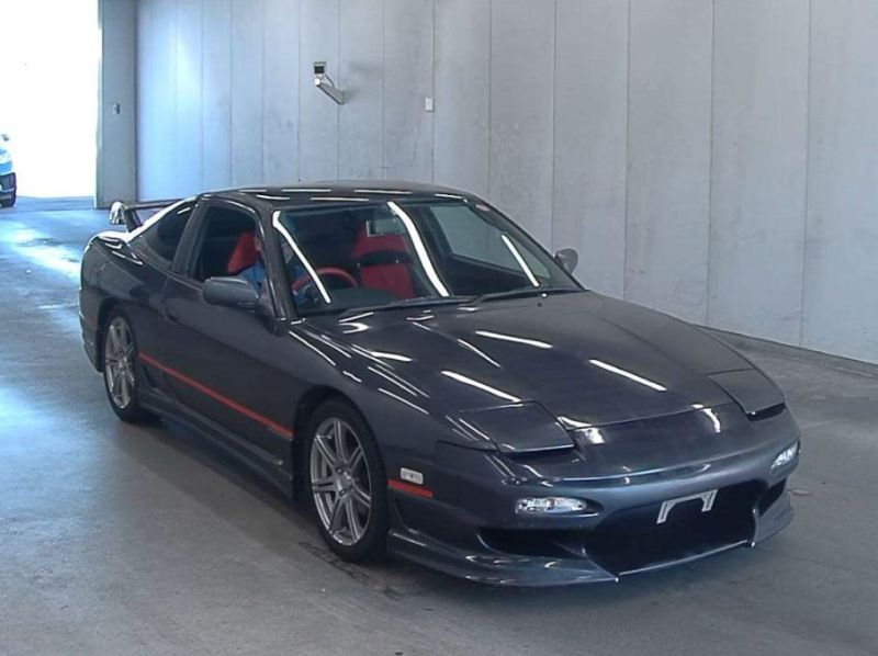 1996 Nissan 180SX Type X Super HICAS 02