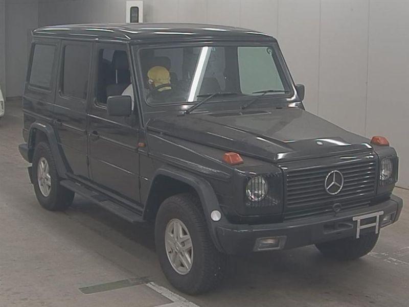 1991 Mercedes Benz G-Wagen 300GE 01