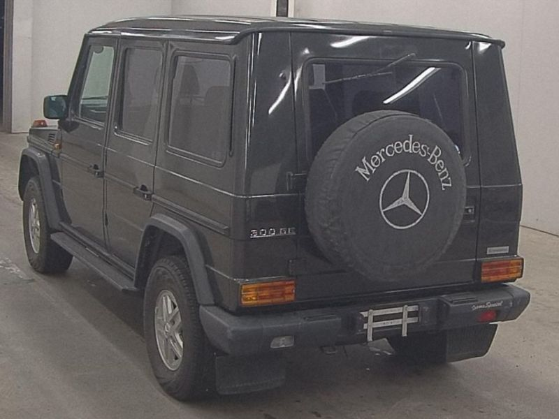 1991 Mercedes Benz G-Wagen 300GE 02