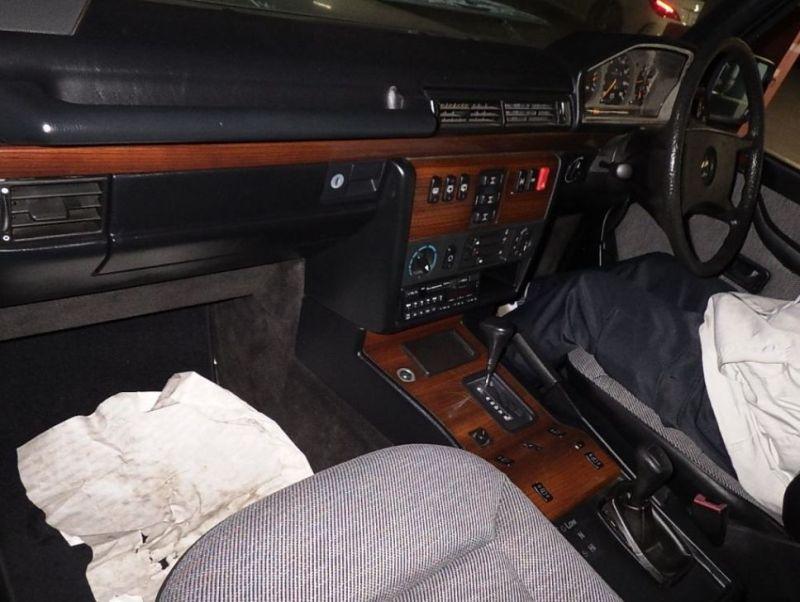 1991 Mercedes Benz G-Wagen 300GE 03