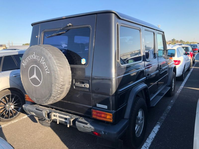 1991 Mercedes Benz G-Wagen 300GE 51