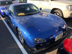 2002 Mazda RX-7 Type R Bathurst 32