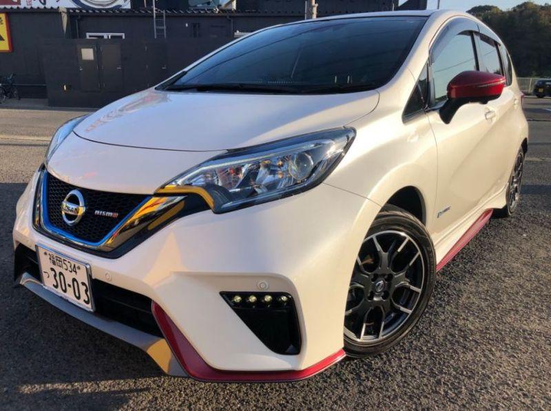 2017 Nissan Note e-Power NISMO 09