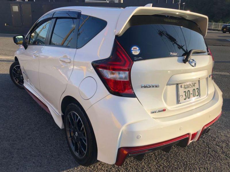2017 Nissan Note e-Power NISMO 10