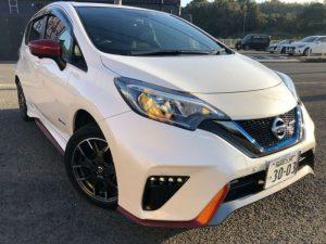 2017 Nissan Note e-Power NISMO 11