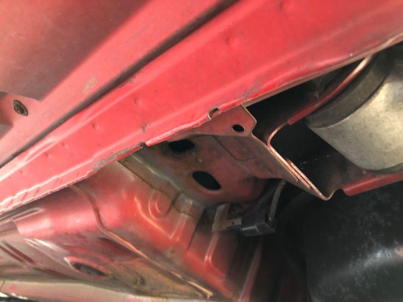 RED 2000 Mitsubishi Lancer EVO 6 TME 12