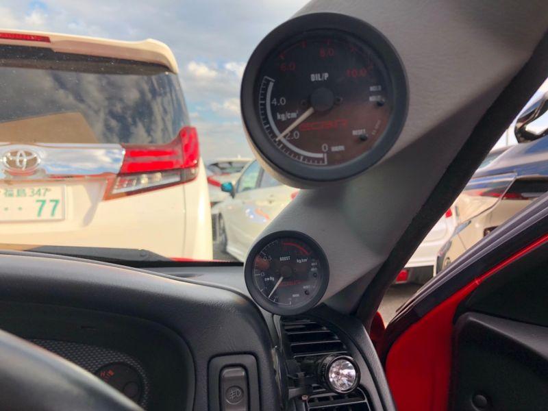 RED 2000 Mitsubishi Lancer EVO 6 TME 25