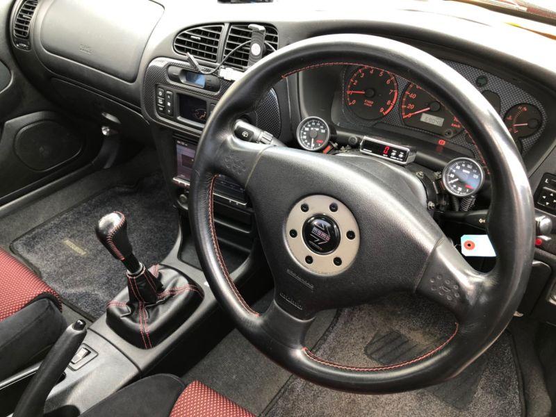 RED 2000 Mitsubishi Lancer EVO 6 TME 27