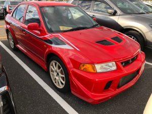 RED 2000 Mitsubishi Lancer EVO 6 TME 29