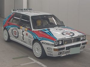 1992 Lancia Delta Integrale Collezione front right
