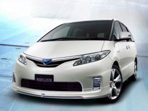 Toyota Estima hybrid import modellista
