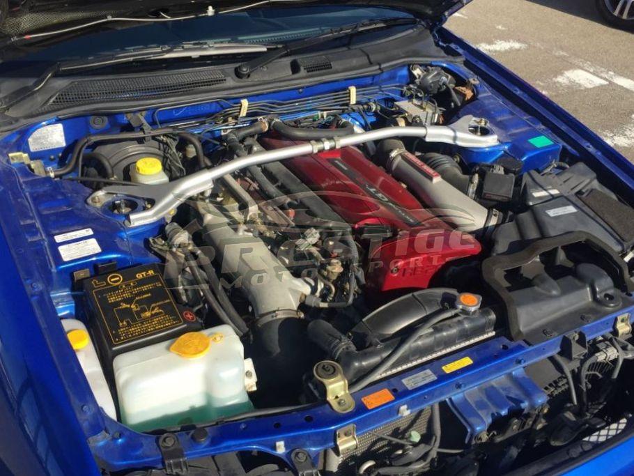 2002 Nissan Skyline R34 GTR VSPEC2 03