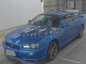2002 Nissan Skyline R34 GTR VSPEC2 12