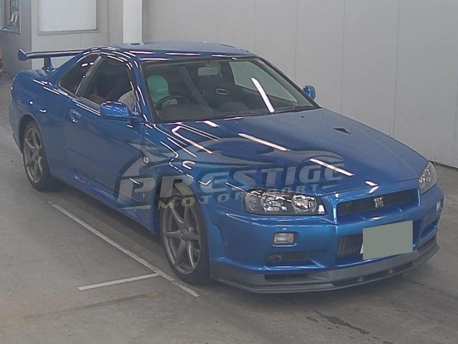 2002 Nissan Skyline R34 GTR VSPEC2 16