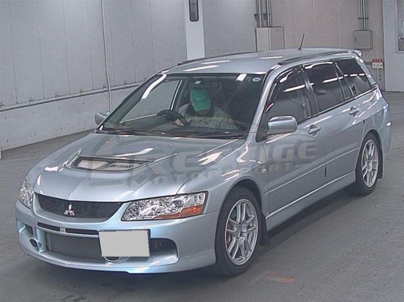 2005 Mitsubishi Lancer EVO 9 wagon GT 6 speed manual 06