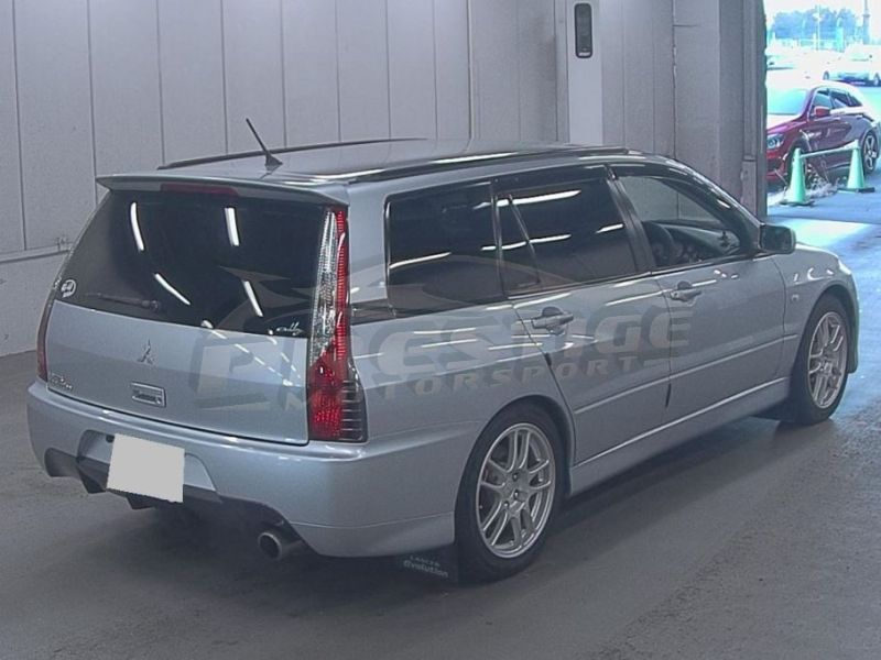2005 Mitsubishi Lancer EVO 9 wagon GT 6 speed manual 07