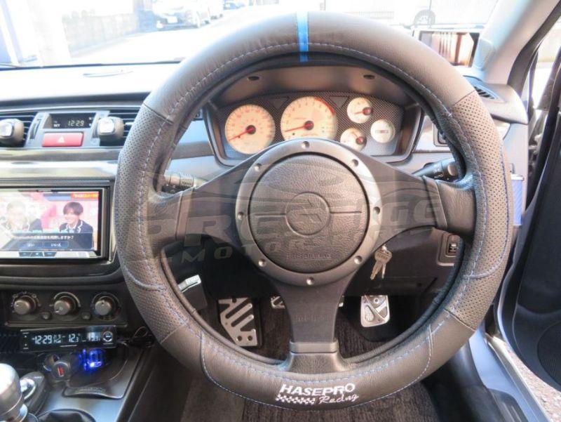 2005 Mitsubishi Lancer EVO 9 wagon GT 6 speed manual 08