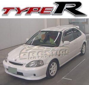 Honda Civic Type R logo