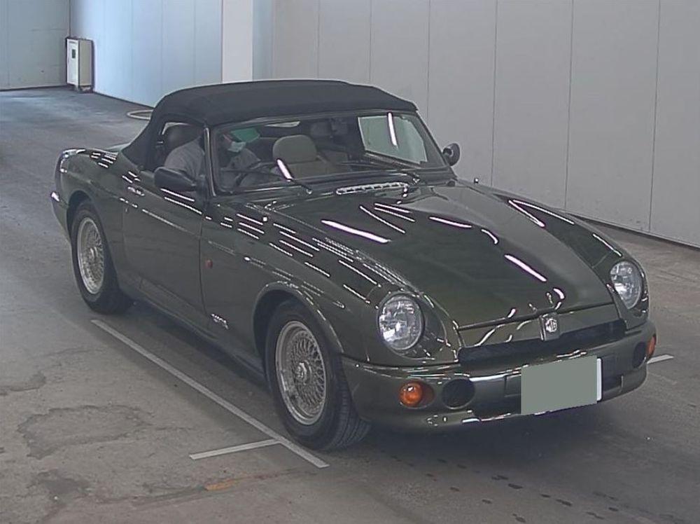 1994 MG RV8 01