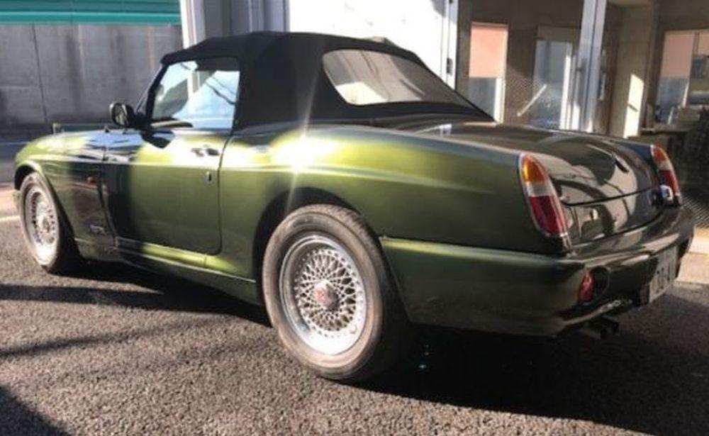 1994 MG RV8 15