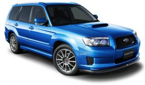 Import Subaru Forester now