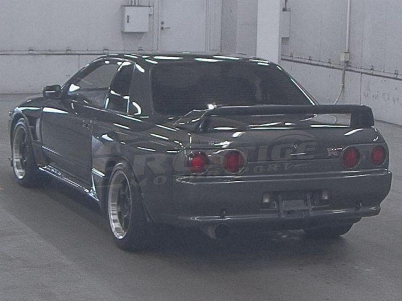 1992 Nissan Skyline R32 GTR 05