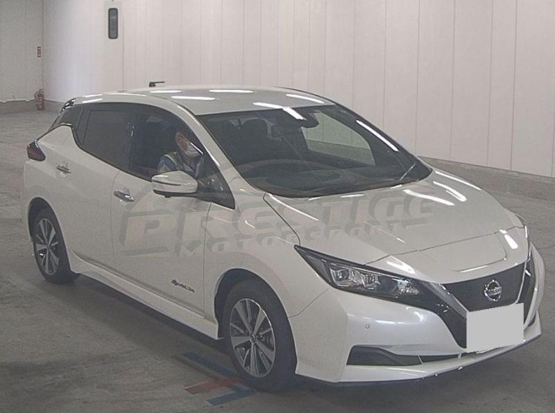 2019 Nissan Leaf e+X 62kWh import 02