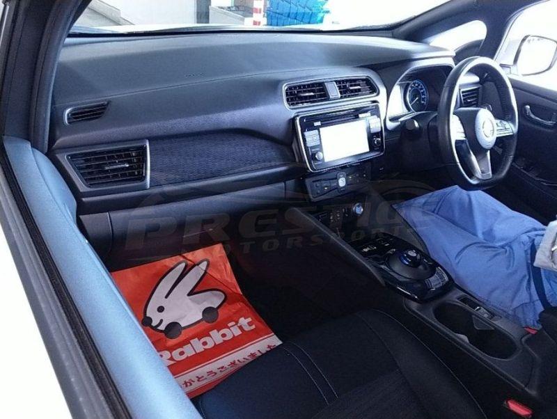 2019 Nissan Leaf e+X 62kWh import 04