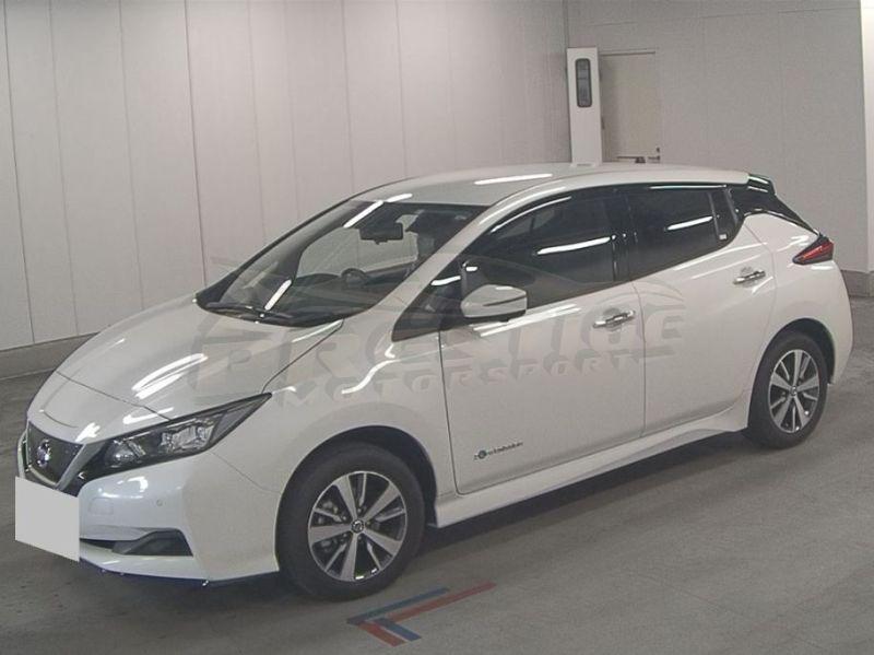2019 Nissan Leaf e+X 62kWh import 06