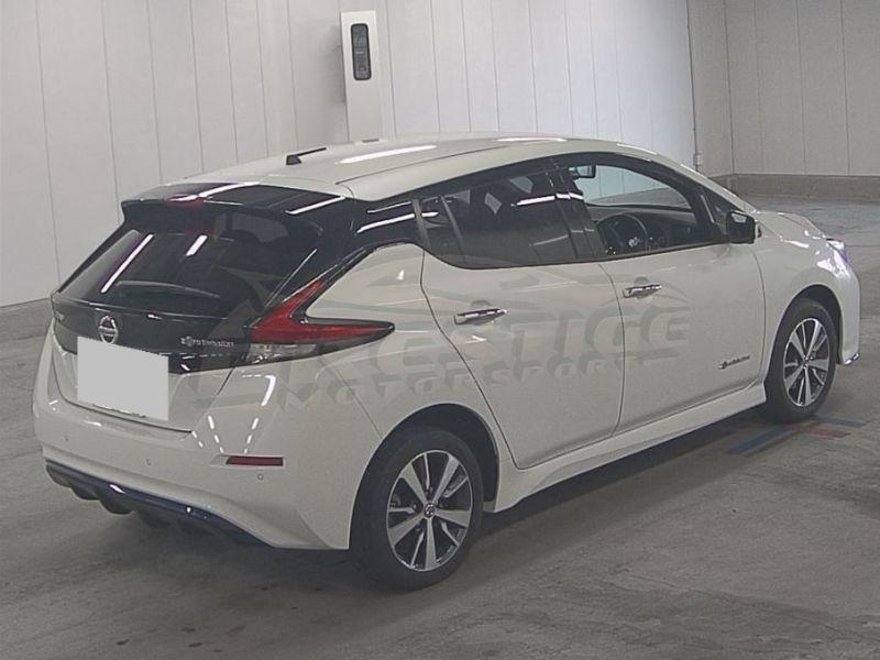 2019 Nissan Leaf e+X 62kWh import 07