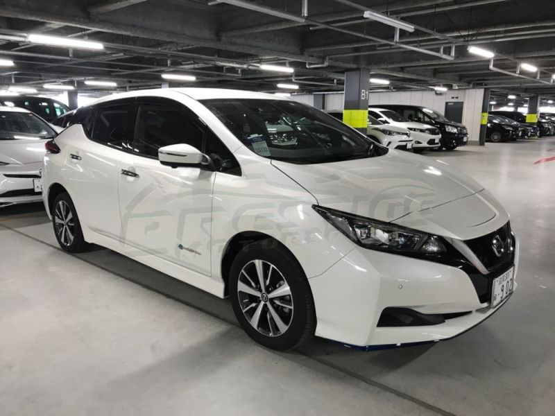 2019 Nissan Leaf e+X 62kWh import 09