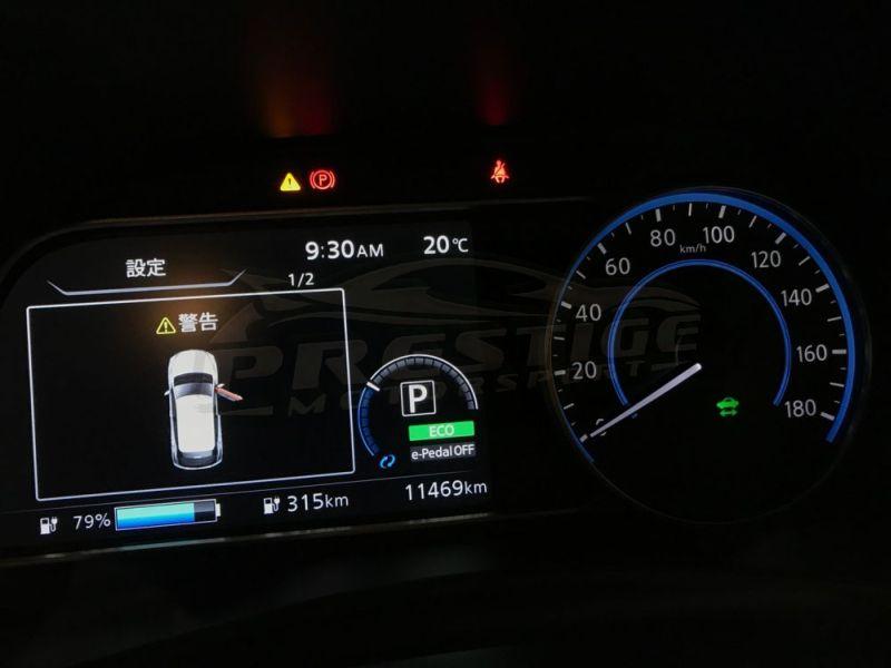 2019 Nissan Leaf e+X 62kWh import 11