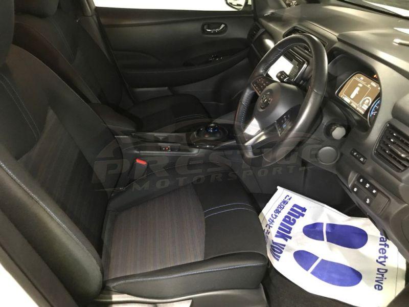 2019 Nissan Leaf e+X 62kWh import 21