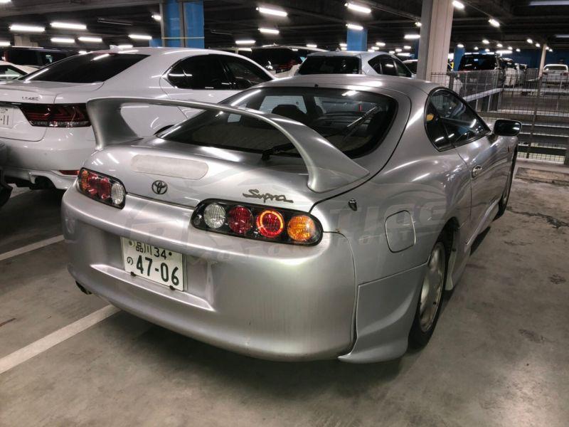 1993 Toyota Supra aerotop 11