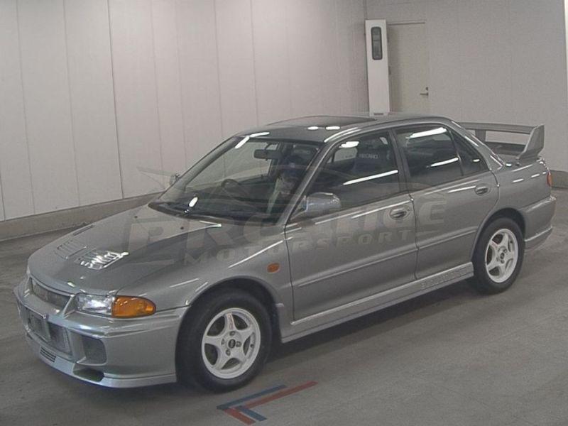 1995 Mitsubishi Lancer EVO 3 GSR 06
